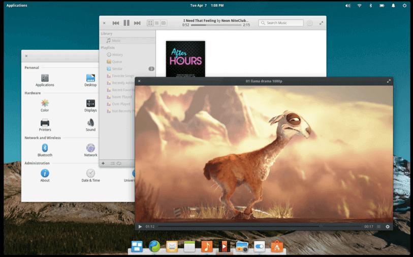 Pantheon Elementary OS