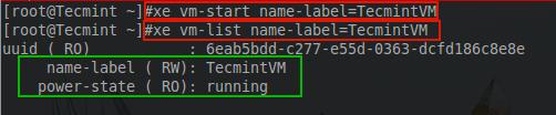 Check XenServer Guest OS Running Status