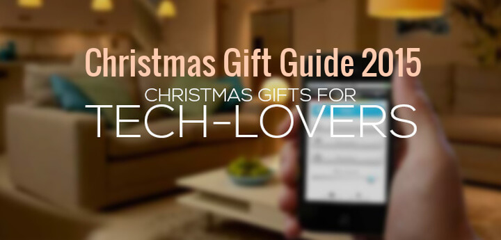 Tech Christmas Gifts 2015