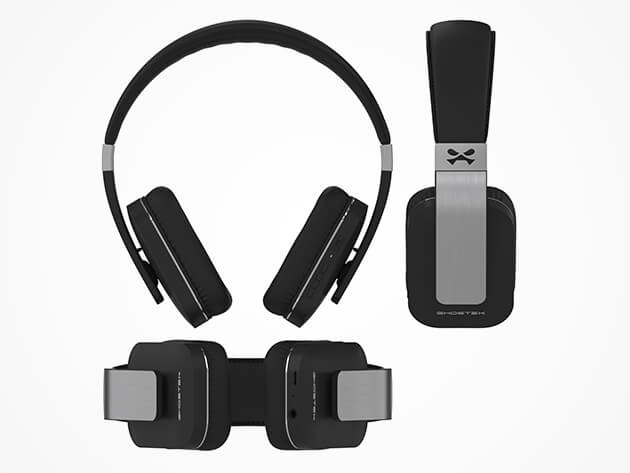 soDrop Bluetooth Over-Ear Headphones