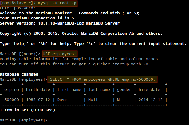 How to Setup MariaDB (Master-Slave) Replication in CentOS ...