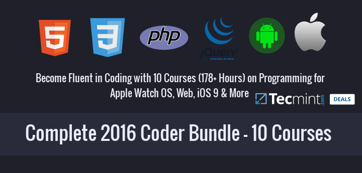 Complete 2016 Coder Bundle
