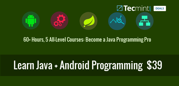 Learn Java Android Programming Course