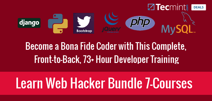 Learn Web Hacker Bundle Course