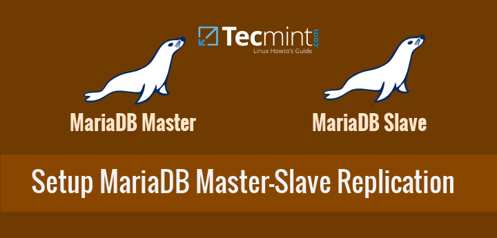 MariaDB Master-Slave Replication in CentOS
