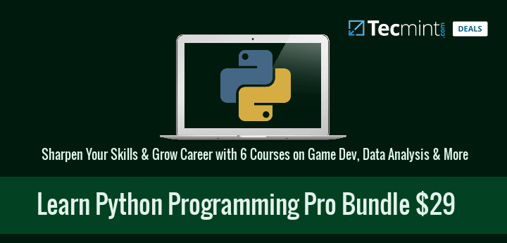 Learn Python Programming Course