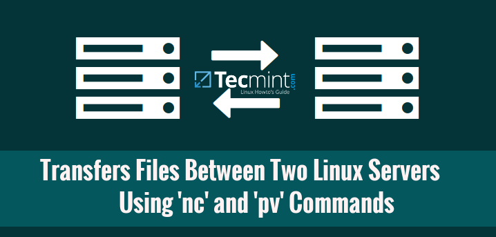 Transfer Files Between Linux Servers