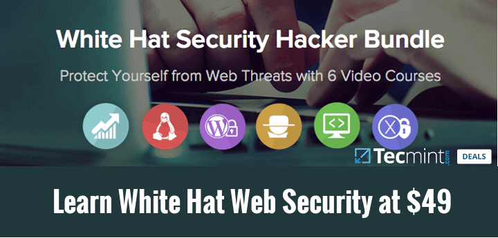 White Hat Security Hacker Bundle
