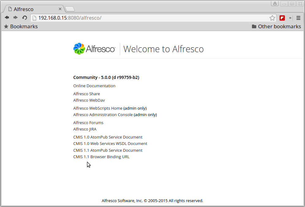 Alfresco Documentation