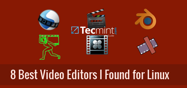 Best Linux Video Editing Softwares