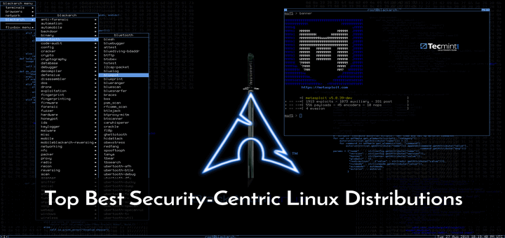 Best Security Based Linux Distributions
