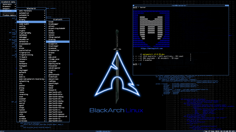 BlackArch Linux Distribution