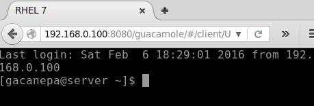 Guacamole: Access Remote Linux