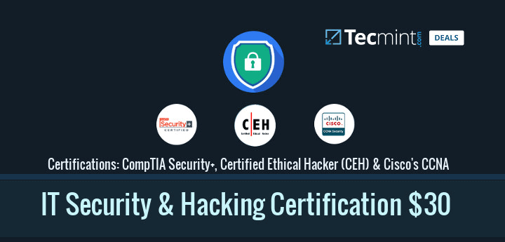 Learn IT Security & Ethical Hacking Certification