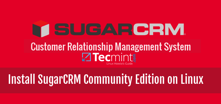 Install SugarCRM CMS on Linux