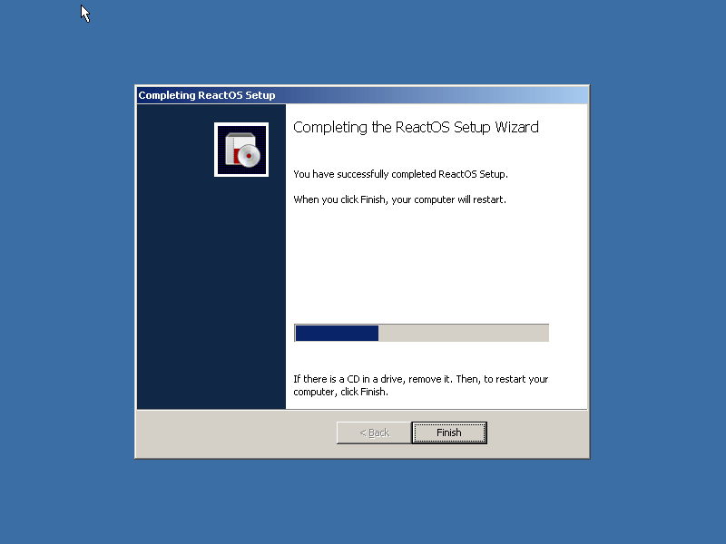 ReactOS Software Installation