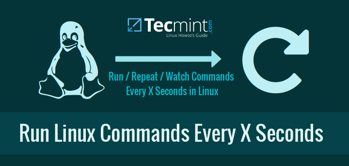 Run Linux Command Every Second