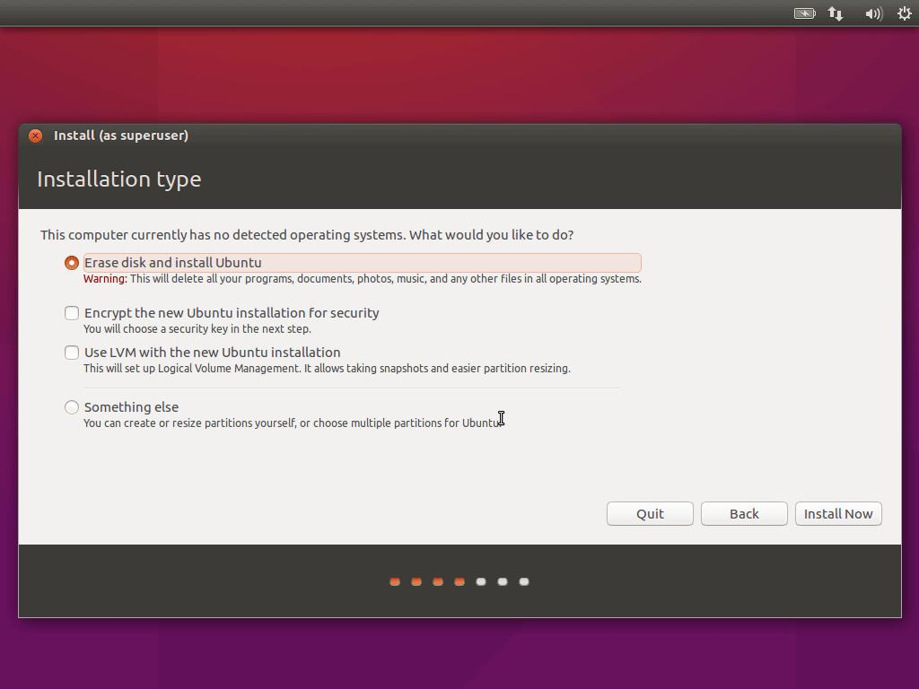 VeraCrypt? Krypter hele min harddisk? - Ubuntu Danmark support