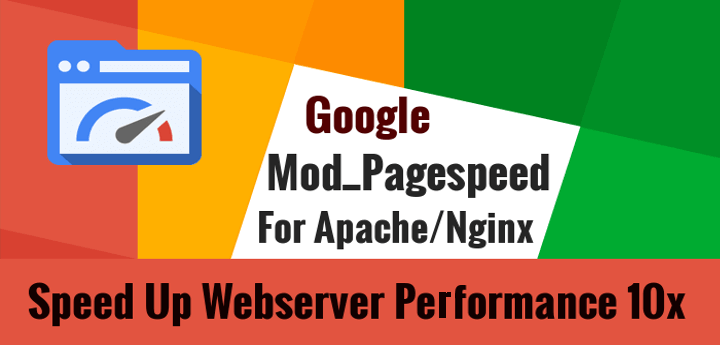 Install Mod_Pagespeed for Apache and Nginx