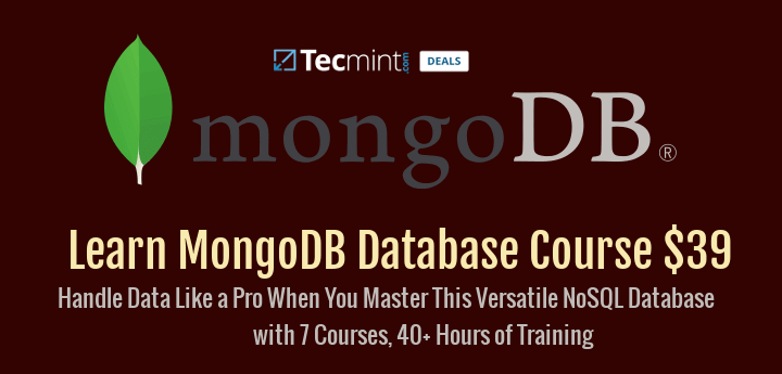 Learn MongoDB Training Online Course