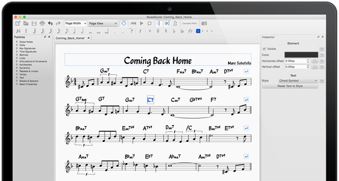 MuseScore - Music Notation Software