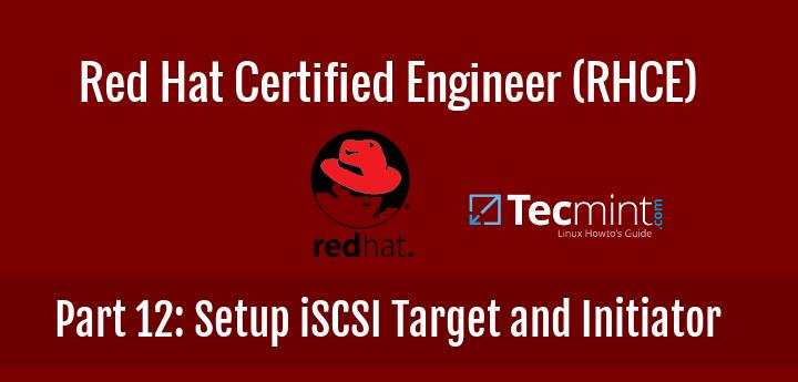 Setup iSCSI Target and Initiator