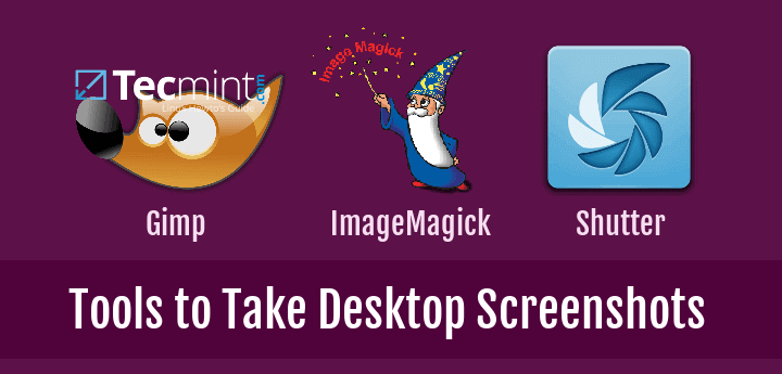Take Desktop Screenshots in Ubuntu