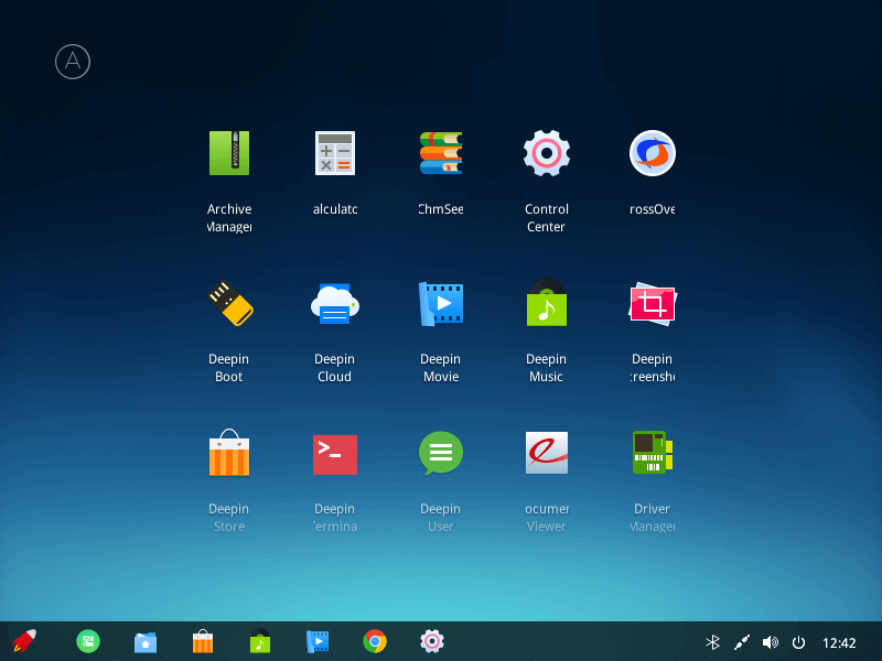 Deepin Applications