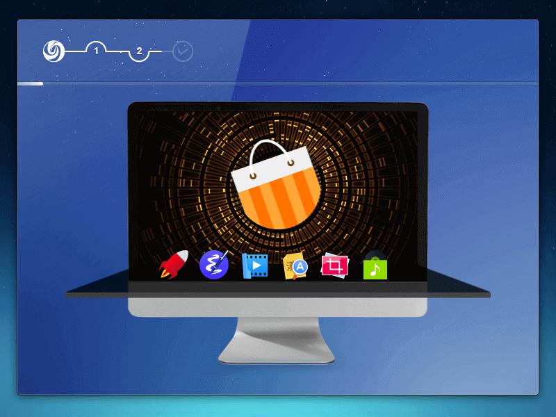 Deepin OS 15 Desktop