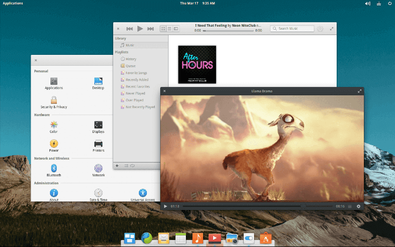 Elementary OS - A Ubuntu-based Linux OS