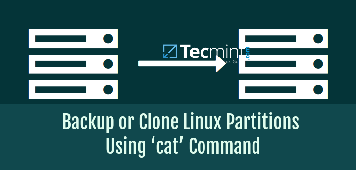 Linux Filesystem Backup Using 'cat' Command