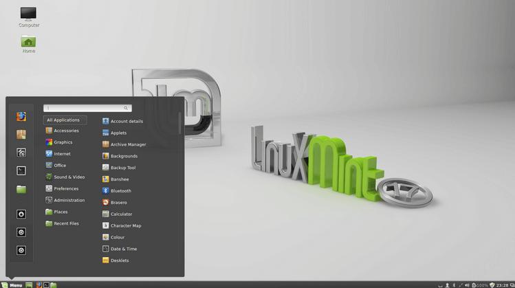 Linux Mint - A Ubuntu-based Linux Distribution