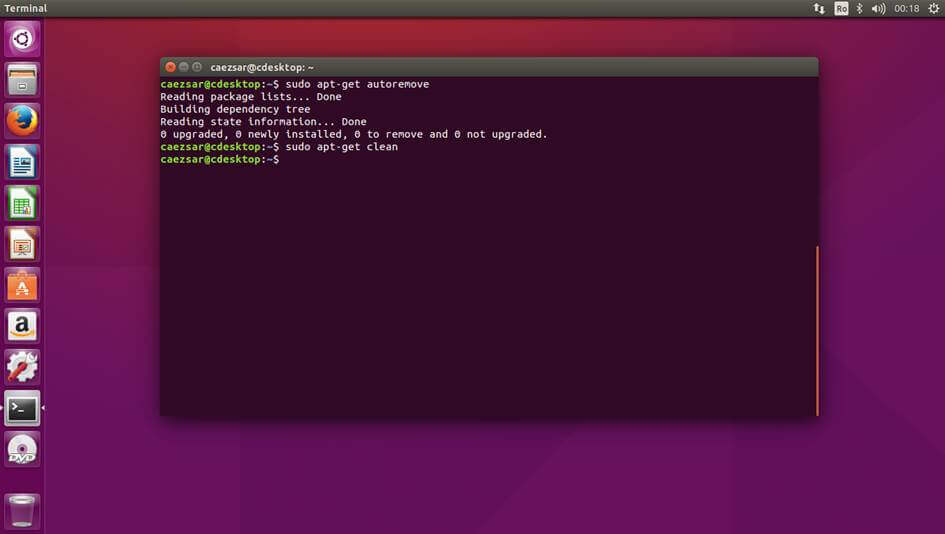 Remove Unwanted Packages from Ubuntu