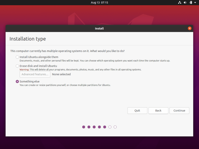 How to Install Ubuntu Alongside With Windows 10 or 8 in Dual-Boot