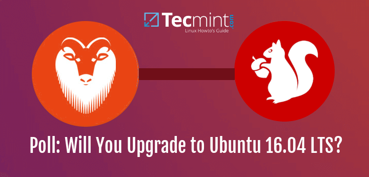 Will You Upgrade to Ubuntu 16.04 LTS?