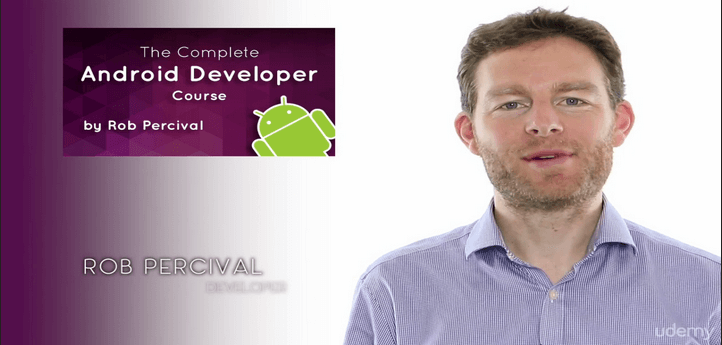 Deal: The Complete Android Developer Course - Build The Next