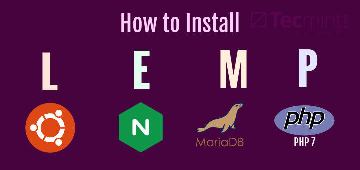 Install LEMP - Nginx, MariaDB and PHP on Ubuntu 16.10 and Ubuntu 16.04