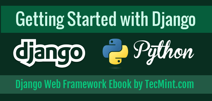 Ebook - Getting Started with Django with Python Basics