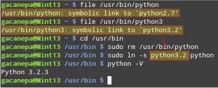 Remove Python 2 and Use Python 3