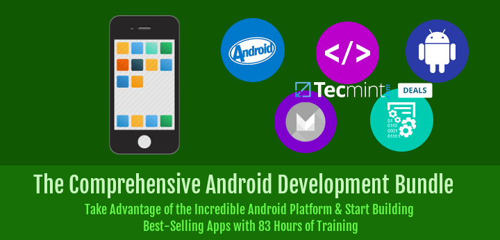 Deal: Build Best-Selling Apps with The Comprehensive Android