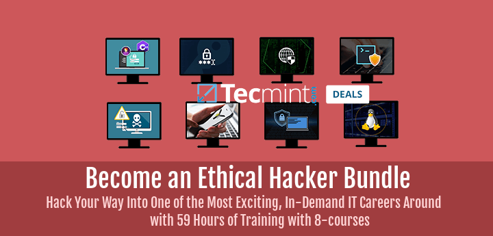 Deal: Become an Ethical Hacker in IT and Network Security Career