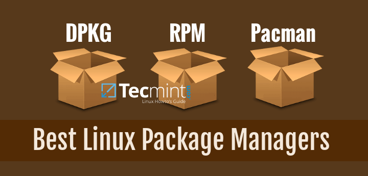 5 Best Linux Package Managers for Linux Newbies