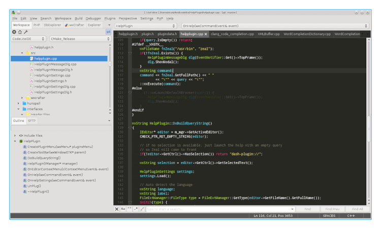 18 best ides for c c programming or source code editors Execute c code