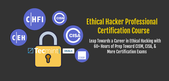 Ethical Hacker Professional Certification Course