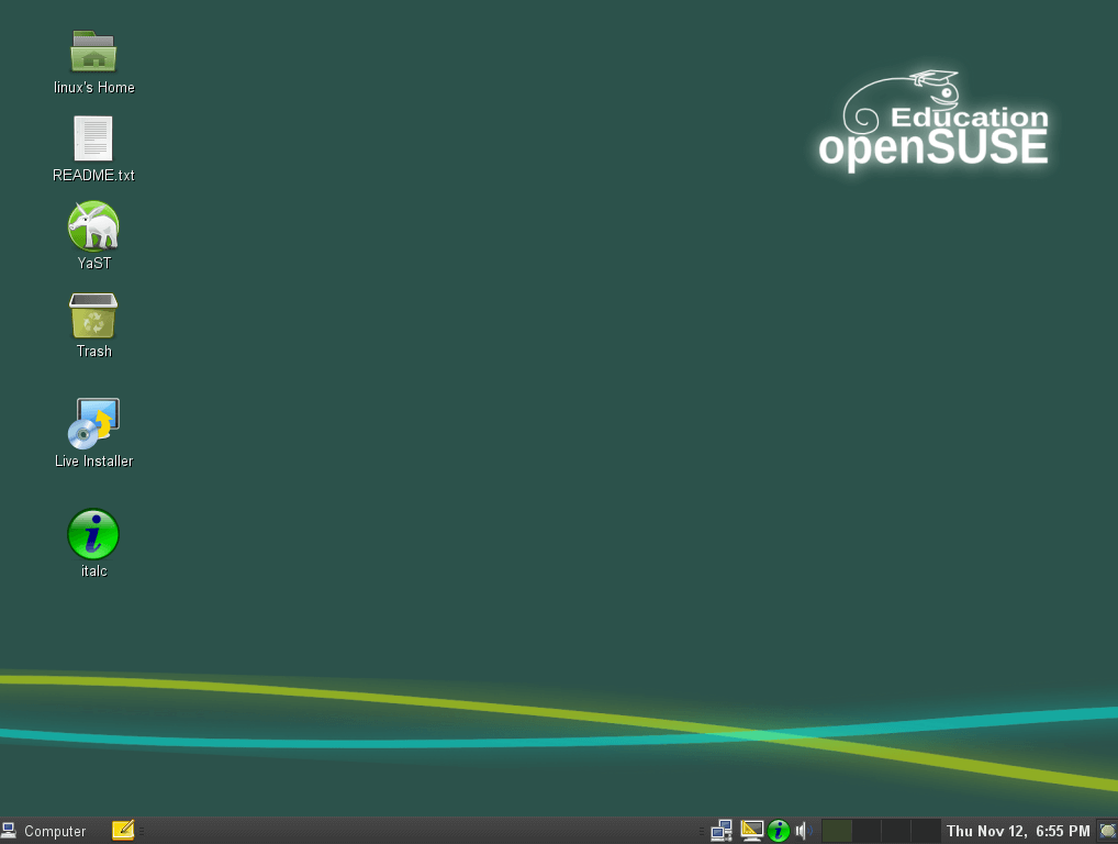 openSUSE Education