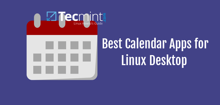 Calendario Windows 10 Su Desktop.6 Best Calendar Apps For Linux Desktop