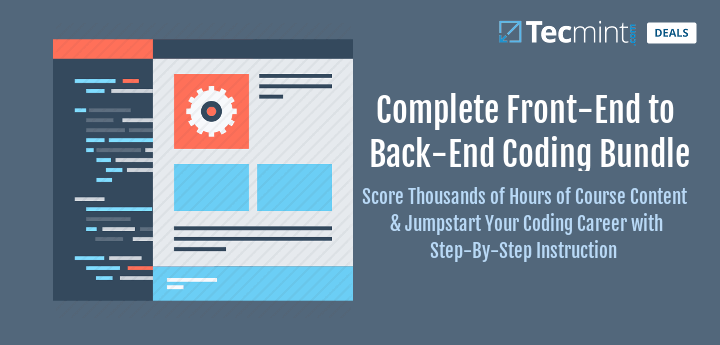 Learn Complete Front-End to Back-End Coding Course