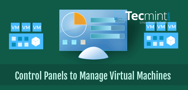 Control Panels to Manage Virtual Machines