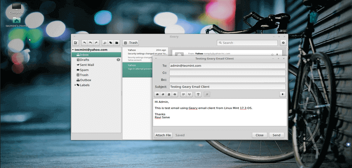 Geary – A Good Looking Modern Email Client for Linux