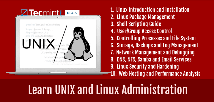 Learn Fundamentals of UNIX and Linux Administration